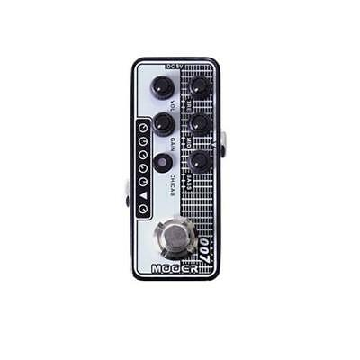 Mooer Regal Tone Micro Preamp