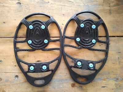 Due North G3 Ice and Snow Traction Grip / Crampons, UK Size Large 7.5-13.5