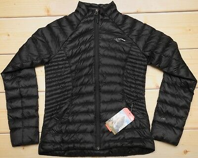 THE NORTH FACE TONNERRO - 700 DOWN insualated WOMEN'S BLACK SWEATER JACKET - S