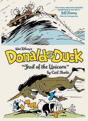 """Walt Disney's Donald Duck: """"Trail of the Unicorn"""" by Barks, Carl -Hcover"""