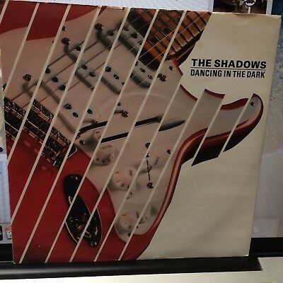 """The Shadows Dancing In The Dark / Turning Point   7"""" Single Posp808 1986"""