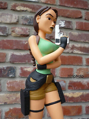 Lara Croft / Tomb Raider - Original Eidos Statue / Figure *neu - Top-Rarität!*