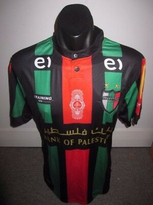 CD Palestino #11 Chile Training Palestine Shirt Jersey Football Soccer Medium