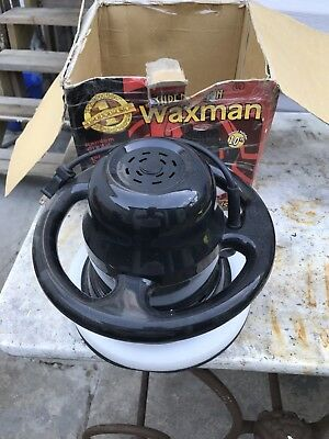 "Waxman Car Polisher 10"" Orbital Action Buffer/polisher"