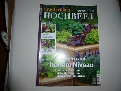 zeitschrift kraut und r ben kraut r ben november 2017 11 2017 garten eur 1 00 picclick de. Black Bedroom Furniture Sets. Home Design Ideas
