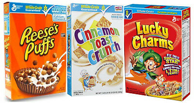 You will receive 2 coupons any one General Mills cereal food product