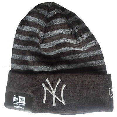 New York Yankees Officially Licenced MLB Reversible Knit Hat