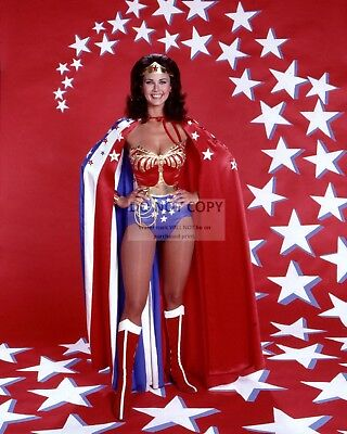"Lynda Carter As ""wonder Woman"" - 8X10 Publicity Photo (Op-263)"