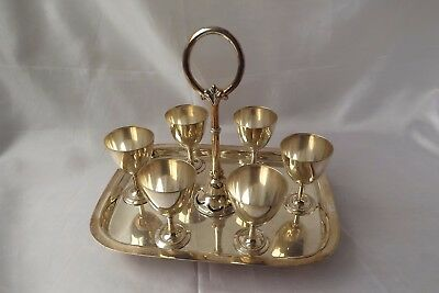 silver plated egg cups
