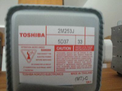 Toshiba 2M253J Magnetron for Microwave oven