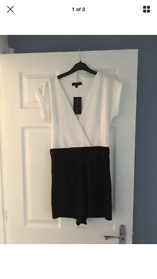 BNWT New Look Playsuit Size 10