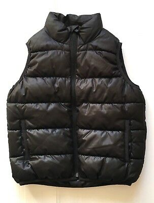 Old Navy Boy size XS 5 Years Frost Free Jacket Puffy Vest Quilted Zip