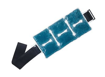 TheraPearl Back Wrap Reusable Hot Cold Therapy Pack with Gel Beads Best Ice B...