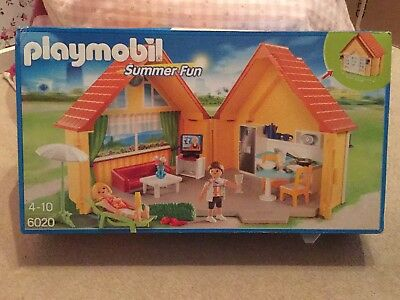 Playmobil 6020 Summer Fun Country House