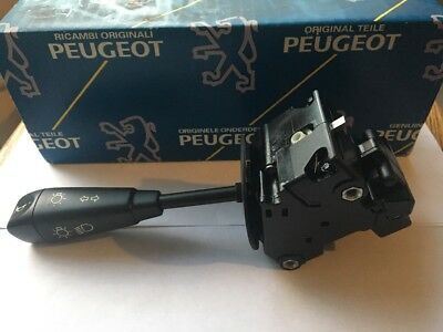 Genuine Peugeot (Seima) 104, 205, 305, 505 Column Switch Stalk 625339