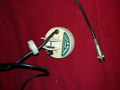 """Compass metal detector search coil 3"""" nugget and coin probe xp pro"""