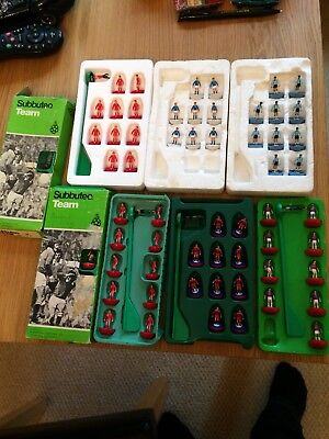 8 Subbuteo Lightweight Teams For Spares