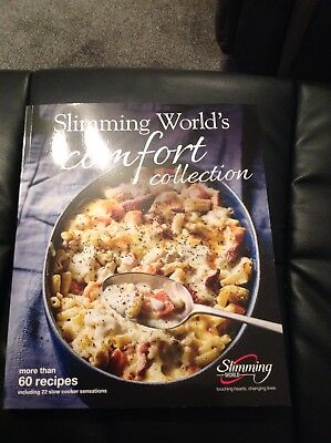 SLIMMING WORLD's COMFORT COLLECTION Latest Book Recently Released