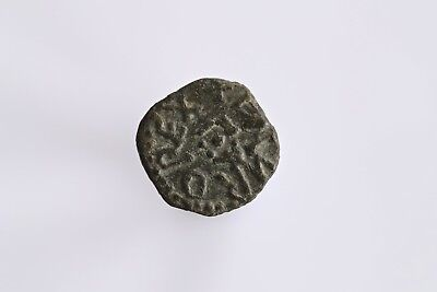 Anglo Saxon Northumbrian Styca Of Eanred, Moneyer Broder, S862