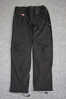 Keis Heated Motorcycle Motorbike Trousers Jeans Pants Winter Heat Controller XL