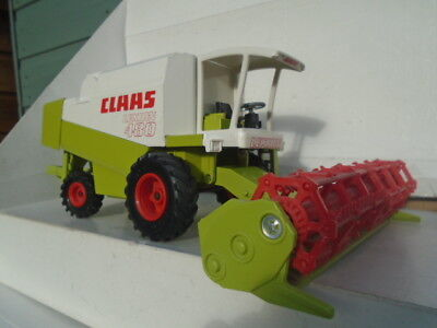 Large Scale Siku Claas Lexion 480 Mint Condition Unboxed