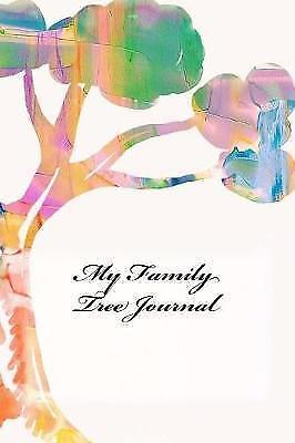 My Family Tree Journal by Wild Pages Press 9781543233650 -Paperback