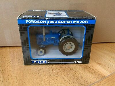Ertl fordson major tractor not Britains farm toys