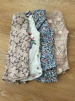 LOT OF 4: OLD NAVY Toddler Girl, Long Sleeve Tops, Size 5T