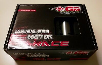 GM 13.5 Brushless Race Motor 13.5t RC GT12 1/10 Buggy Touring Car 1/12 #97413