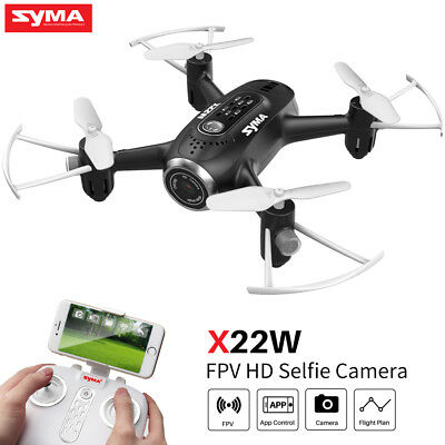 Syma X5HW 4CH FPV Altitude Hold RC Quadcopter Camera Drone with Camera for Kids