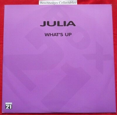 """Julia What's Up 12"""""""