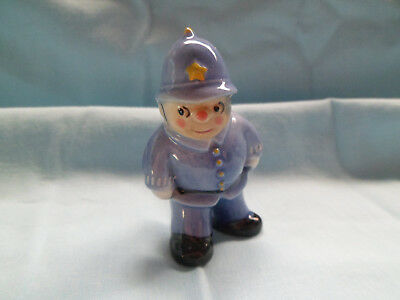 Rare Wade Pc Plod From Noddy Series