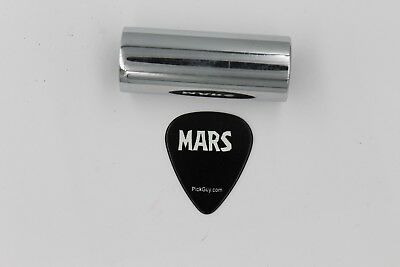 Mick Mars Concert Used Guitar Slide Pick From Motley Crue Final Tour Show 12/31