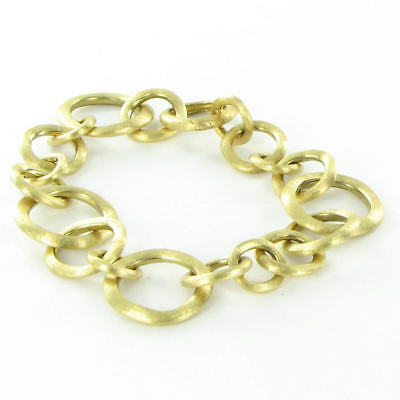 Marco Bicego Jaipur Link Bracelet 18k Yellow Gold BB1349 New $4665