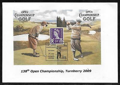 GREAT BRITAIN - 138th OPEN GOLF CHAMPIONSHIP - TURNBERRY 2009 - PICTORIAL P'MARK