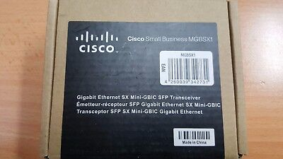 Cisco Small Business MGBSX1