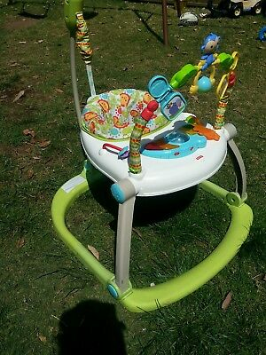 "Fisher Price ""Rainforest Friends"" Jumperoo"