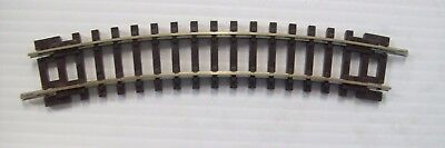PECO ST-3 N SCALE No.1 RADIUS STANDARD CURVE WITH JOINER CODE 80 RAIL