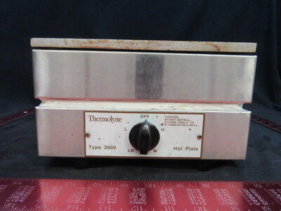 Thermolyne Type2600 Hot Plate