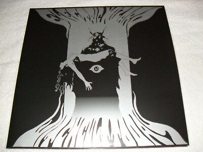 Electric Wizard Witchcult Today RSD 2LP silver and clear vinyl near mint records