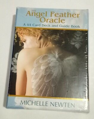 The Angel Feather Oracle - Michelle Newton - The Aussie Angel Lady