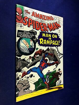 Amazing Spider-Man #32 (1966 Marvel Comics) Dr Octopus appearance NO RESERVE