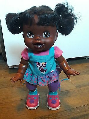 Baby Alive African American Baby Wanna Walk Cad 57