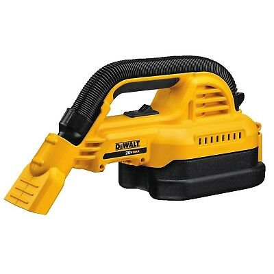 DEWALT DCV517B Baretool 20V MAX Cordless 1/2-Gallon Wet/Dry Portable Vac Kit