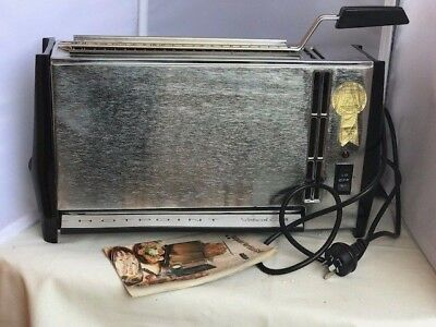 Hotpoint Vertical Grill in Great Condition ~ with Original Booklet