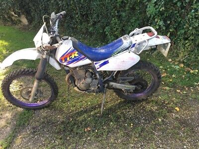 Yamaha TTR250 spares or repair, Barn find,project