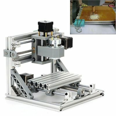 500mw Laser Engraver+3 Axis USB CNC Milling Engraving Machine Router Kit PCB DIY