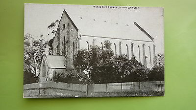 EARLY 1900s SOUTH AUSTRALIAN POSTCARD, MOUNT GAMIBER METHODIST CHURCH