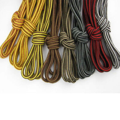 Shoe Laces Round Bootlaces Walking Boot Hiking Boot Strong Laces Unisex