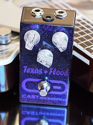 Cast Engineering Texas Flood Overdrive 99c Auction! No Reserve! RRP $269AUD